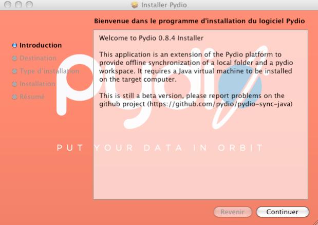 Comment synchroniser les données de mon Mac avec mon offre VPS Pydio