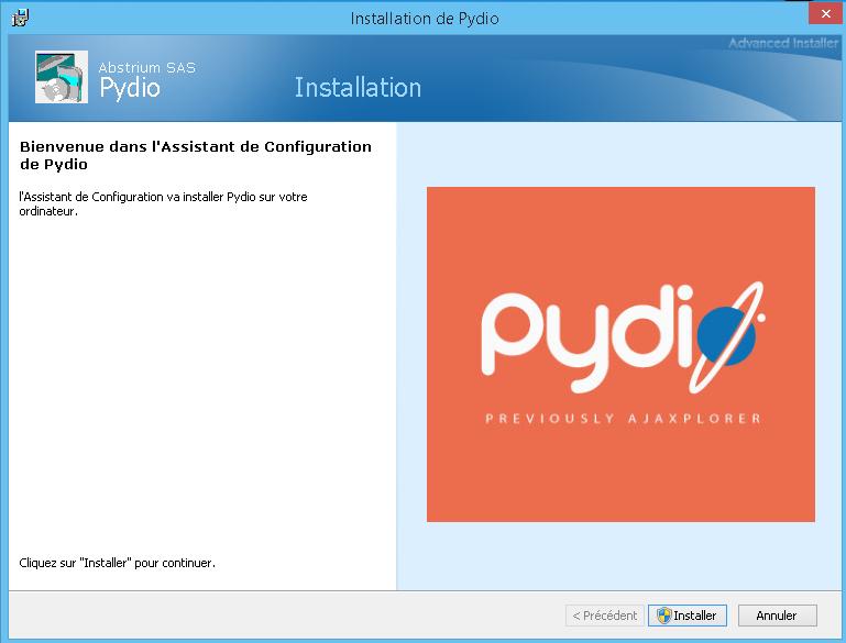 Comment synchroniser les données de mon Windows avec mon offre VPS Pydio